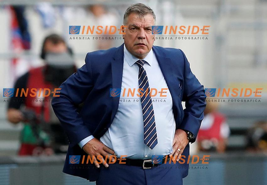 FILE PHOTO -  Football Soccer - Slovakia v England - 2018 World Cup Qualifying European Zone - Group F - City Arena, Trnava, Slovakia - 4/9/16England manager Sam Allardyce<br /> Foto Panoramic / Insidefoto <br /> ITALY ONLY