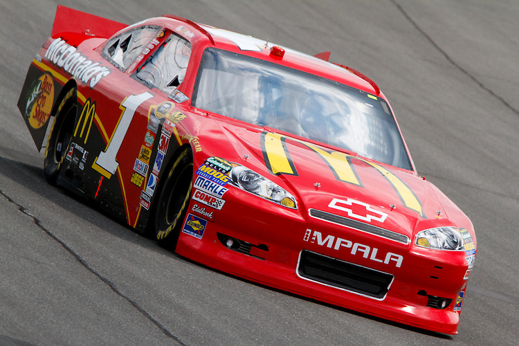 17 June, 2011: Jamie McMurray practices for the 43rd Annual Heluva Good! Sour Cream Dips 400 at Michigan International Speedway in Brooklyn, Michigan. (Photo by Jeff Speer :: SpeerPhoto.com)