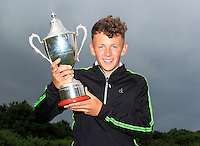 Ulster Under-16 Boys' Open Championship 2016
