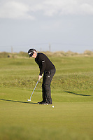 Cormac Shavin (Ardglass) on the 13th during Round 3 of The Irish Amateur Open Championship in The Royal Dublin Golf Club on Saturday 10th May 2014.<br /> Picture:  Thos Caffrey / www.golffile.ie
