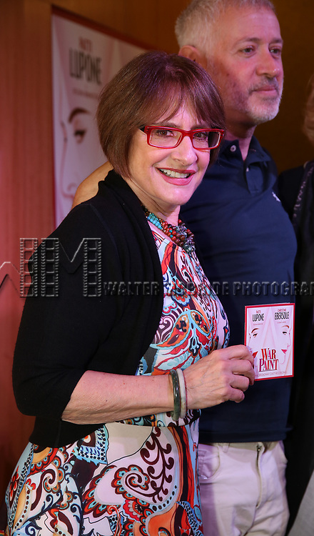 """Patti LuPone discusses """"War Paint"""" On Broadway at Barnes & Noble 86th Street on July 14, 2017 New York City."""