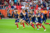 2011.07.09 England - France