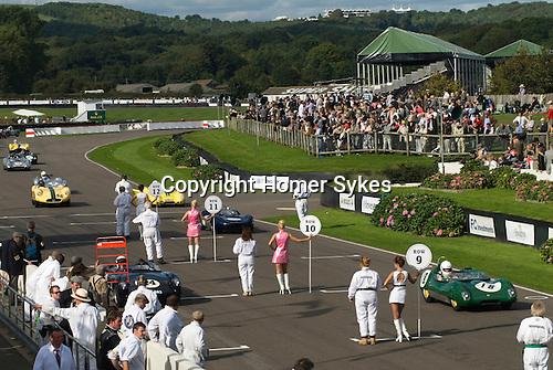 Goodwood Festival of Speed. Goodwood Sussex UK.