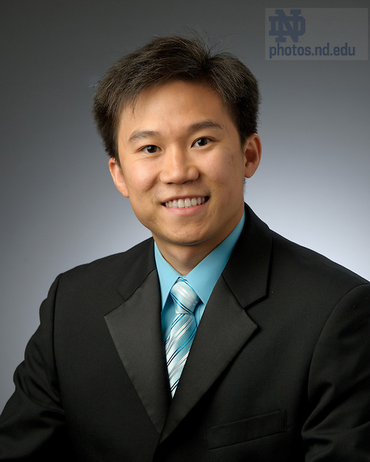Aug. 9, 2012; Huy Huynh..Photo by Matt Cashore/University of Notre Dame