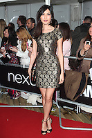 Gemma Chan arriving for the 2014 Glamour Awards, London. 03/06/2014 Picture by: Alexandra Glen / Featureflash