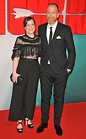 Ingrid Uthaug and Roar Uthaug at the &quot;Tomb Raider&quot; European film premiere, Vue West End cinema, Leicester Square, London, England, UK, on Tuesday 06 March 2018.<br /> CAP/CAN<br /> &copy;CAN/Capital Pictures