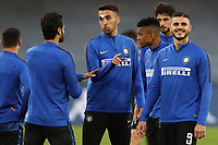 Mauro Icardi of Inter looks on during the warm up<br /> Napoli 19-05-2019 Stadio San Paolo, <br /> Football Serie A 2018/2019 Napoli - Inter <br /> Foto Cesare Purini / Insidefoto