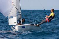 DENIAVELA LIGERA, Real Club Náutico de Denia, Denia, Alicante 1-3 Mayo 2009 .CAMPEONATO AUTONOMICO DE VELA LIGERA:.Clase Europa y Clase 420