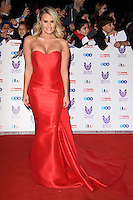 Danielle Armstrong<br /> at the Pride of Britain Awards 2016, Grosvenor House Hotel, London.<br /> <br /> <br /> ©Ash Knotek  D3191  31/10/2016