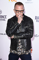 "Bruce LaBruce<br /> arriving for the World premiere of ""Bees Make Honey"" at the Vue West End, Leicester Square, London<br /> <br /> <br /> ©Ash Knotek  D3314  23/09/2017"