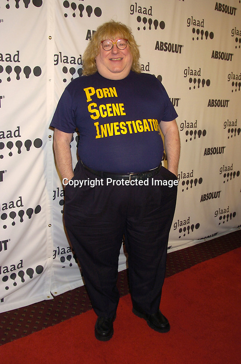 Bruce Vilanch ..at The 16th Annual Glaad Media Awards on March 28, 2005 at The Marriott Marquis Hotel. ..Photo by Robin Platzer, Twin Images