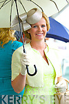 Aisling O'Sullivan, Fenit pictured at Galway Races ladies day on Thursday at Ballybrit racecourse.