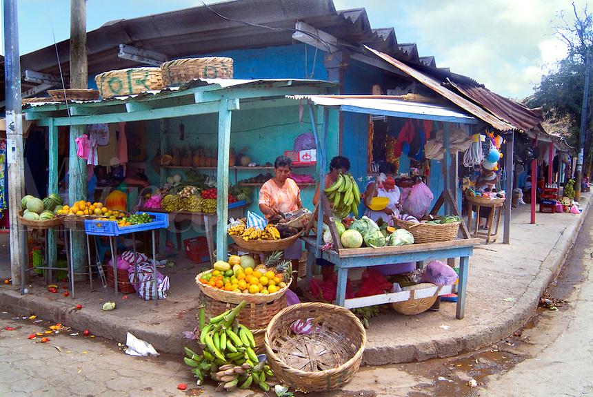 Marketplace San Jaun del Sur, Nicaragua.