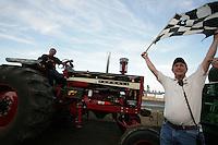 Steve Neff at the Demolition Derby at the NW Washington Fair. August 17, 2009 PHOTOS BY MERYL SCHENKER            ....