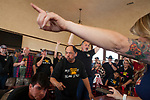 The annual SPAM festival was held in Isleton, California on Sunday, February 16, 2020.  This annual festival celebrates the iconic food product SPAM with a cooking contest, a SPAM eating contest and a SPAM tossing event.  Photos/Victoria Sheridan 2020