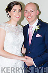 Aoife Cleary, Tralee, and Matthew Soden-Taylor, Brisbane, who were married in a civil ceremony in the Dunloe Castle Hotel on Friday, best man was Trent Worthy, bridesmaid was Catriona Fealy, flowergirls were Karen and Emily Fealy, the couple will reside in Brisbane