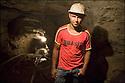 - Brésil- Nova Era-Mine d'Emeraude (-100 mètres).