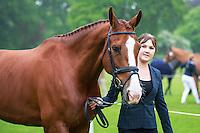 01-NZL RIDERS: 2016 GBR-Houghton International Horse Trial