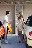 Sex Drive (2008) <br /> Josh Zuckerman &amp; Allison Weissman  <br /> *Filmstill - Editorial Use Only*<br /> CAP/MFS<br /> Image supplied by Capital Pictures