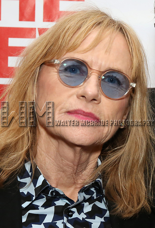 """Amy Madigan attends The New Group presents the New York Premiere Opening Night of David Rabe's for """"Good for Otto"""" on March 8, 2018 at the Green Fig Urban Eatery,  in New York City."""