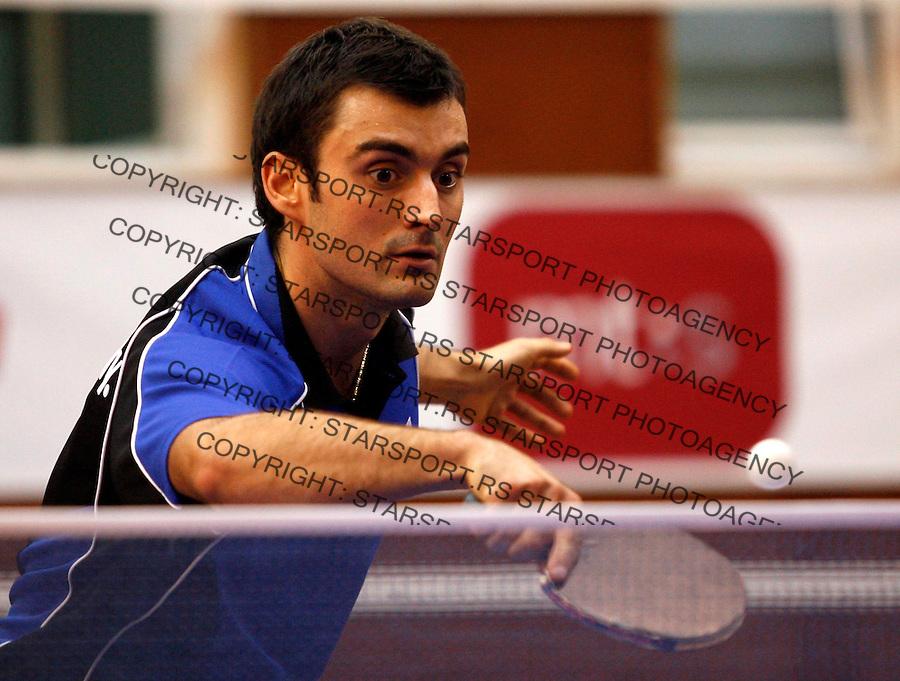 Stoni Tenis, TOP 12&amp;#xA;Vukelic Boris&amp;#xA;Beograd, 02.01.2007.&amp;#xA;foto: Srdjan Stevanovic<br />