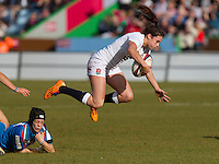 England Women's Rugby Six Nations Matches 2015