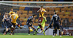 Stephen Pearson gets a consolation goal for Motherwell