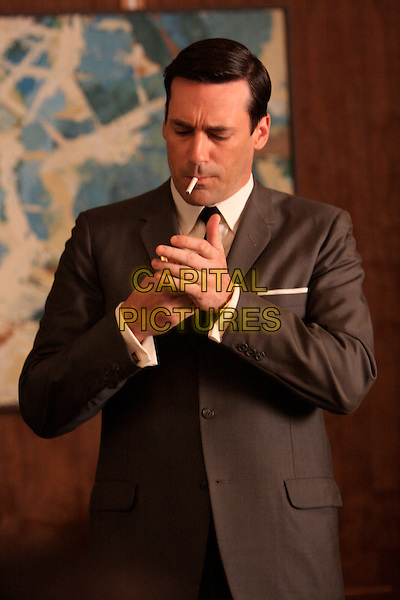 JON HAMM<br /> in Mad Men (Season 2)<br /> *Filmstill - Editorial Use Only*<br /> CAP/FB<br /> Image supplied by Capital Pictures
