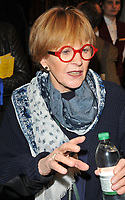 Anne Robinson at the &quot;Quiz&quot; press night, Noel Coward Theatre, St Martin's Lane, London, England, UK, on Tuesday 10 April 2018.<br /> CAP/CAN<br /> &copy;CAN/Capital Pictures