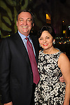 Ralph Burch and Beth Madison at the Alley Theater Ball at the JPMorgan Chase Bank Building on Main St. Saturday May 04, 2013.(Dave Rossman photo)