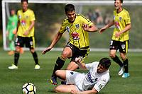20170930 Football - Phoenix v Auckland City