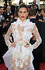 22.05.2017; Cannes, France: SARA SAMPAIO<br /> attends the premiere of &ldquo;Killing Of A Sacred Deer&rdquo; at the 70th Cannes Film Festival, Cannes<br /> Mandatory Credit Photo: &copy;NEWSPIX INTERNATIONAL<br /> <br /> IMMEDIATE CONFIRMATION OF USAGE REQUIRED:<br /> Newspix International, 31 Chinnery Hill, Bishop's Stortford, ENGLAND CM23 3PS<br /> Tel:+441279 324672  ; Fax: +441279656877<br /> Mobile:  07775681153<br /> e-mail: info@newspixinternational.co.uk<br /> Usage Implies Acceptance of Our Terms &amp; Conditions<br /> Please refer to usage terms. All Fees Payable To Newspix International