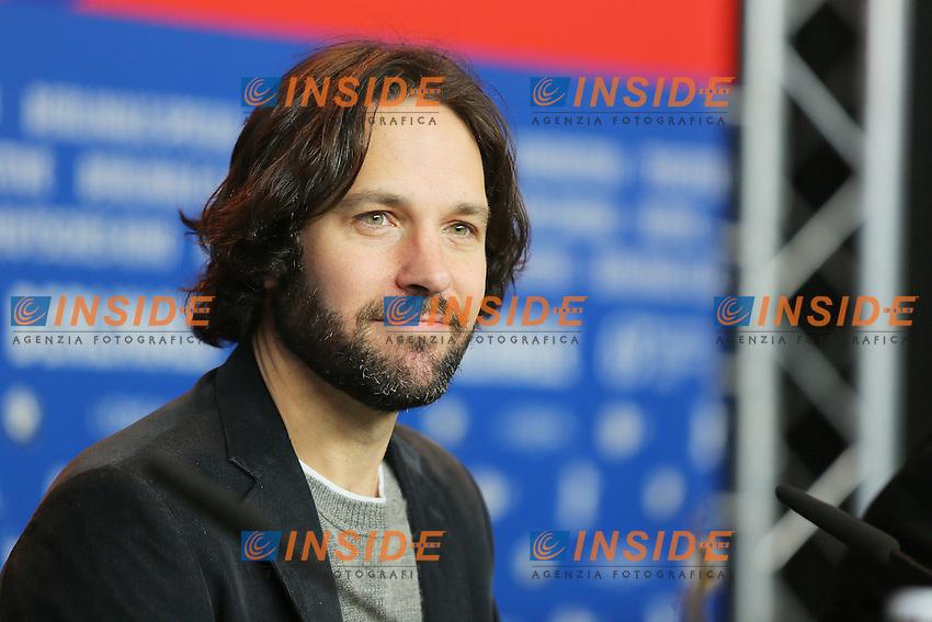 Paul Rudd. Berlin 13/02/2013. 63th Berlinale 'Prince Avalanche' press Conference. foto Mark Cape/Insidefoto