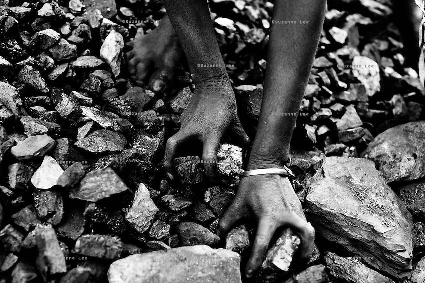 Child Labour in India's Coal Mines:<br />