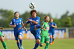Sayuri Matsuoka (Elfen), <br /> JULY 12, 2015 - Football / Soccer : <br /> 2015 Plenus Nadeshiko League Division 1 <br /> between NTV Beleza 1-0 AS Elfen Saitama <br /> at Hitachinaka Stadium, Ibaraki, Japan. <br /> (Photo by YUTAKA/AFLO SPORT)