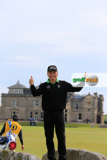 \{prsn}\ during Monday's Final Round of the 144th Open Championship, St Andrews Old Course, St Andrews, Fife, Scotland. 20/07/2015.<br /> Picture Eoin Clarke, www.golffile.ie