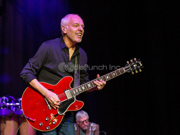 COLUMBIA , MD - May 14: ***HOUSE COVERAGE***  Peter Frampton pictured at Dear Jerry: Celebrating The Music of Jerry Garcia at Merriweather Post Pavillion on May 14, 2015.. Credit:  Erik Kabik Photography./MediaPunch