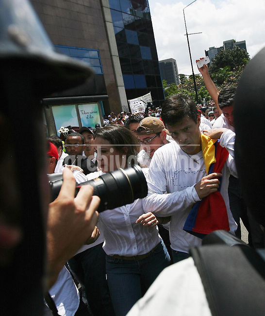 Venezuela: Caracas,18/02/14 <br />