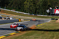 IMSA Porsche GT3 Cup Challenge USA<br /> Road Atlanta<br /> Road Atlanta, Braselton GA<br /> Friday 6 October 2017<br /> 00, Corey Fergus, GT3P, USA, 2017 Porsche 991<br /> World Copyright: Jake Galstad<br /> LAT Images