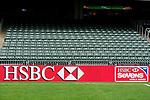 General View during the Cathay Pacific / HSBC Hong Kong Sevens at the Hong Kong Stadium on 28 March 2014 in Hong Kong, China. Photo by Aitor Alcalde / Power Sport Images