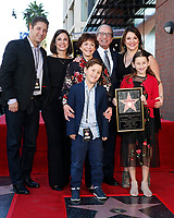 LOS ANGELES - NOV 24:  Judy Friedman, Harry Friedman and family at the Harry Friedman Star Ceremony on the Hollywood Walk of Fame on November 24, 2019 in Los Angeles, CA