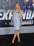 Carmen Electra attends The Lionsgate L.A. Premiere of The Expendables 3 held at The TCL Chinese Theatre in Hollywood, California on August 11,2014                                                                               © 2014 Hollywood Press Agency
