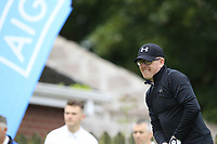 Eamon Roonry (Warrenpoint) during the final of the AIG Jimmy Bruen Ulster Final at Dungannon Golf Club, Dungannon, Tyrone, Ireland. 11/08/2017<br /> Picture: Fran Caffrey / Golffile