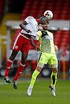 Joseph Cummings of Sheffield Utd in action during the PDL U21 Final at Bramall Lane Sheffield. Photo credit should read: Simon Bellis/Sportimage