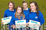 Rowing awards were given to Allison Shaw.Caoimhe Doyle Shona O Sullivan and Aoife Cooper at St Brigids Awards on Thursday last.