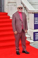 """LONDON, UK, AUGUST 08: Pedro Almodovar attends the opening night of Film4 Summer Screen at Somerset House featuring the UK Premiere of """"Pain And Glory"""" on August 8, 2019 in London, England. <br /> CAP/JOR<br /> ©JOR/Capital Pictures"""