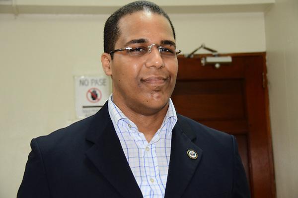 Magistrado Jos&eacute; Gregorio Bautista Vargas,<br /> Juez del Tribunal de Ejecuci&oacute;n de la Pena del Departamento Judicial de Santo Domingo.<br /> Fotos: Carmen Su&aacute;rez/acento.com.do<br /> Fecha: 13/09/2013