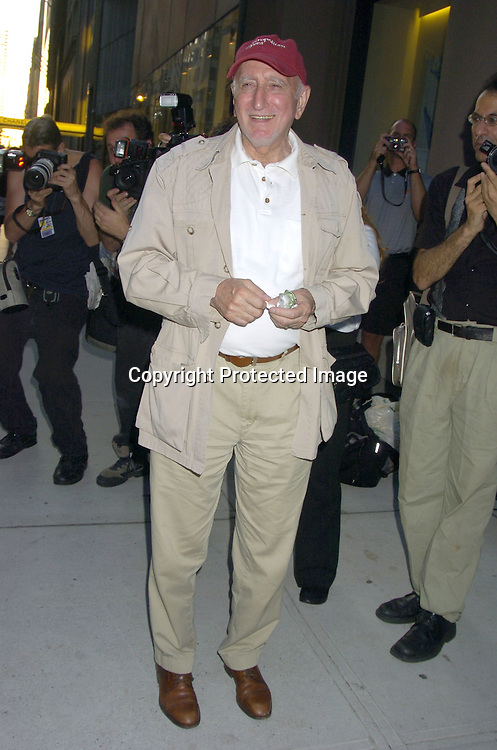 "Dominick Chianese..at the Book Party for Finola Hughe's Book ""Soapsuds"" ..at The Montblanc Global Flagship Store on June 14, 2005. ..Photo by Robin Platzer, Twin Images"
