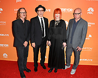Garbage at the 2017 TrevorLIVE LA Gala at the beverly Hilton Hotel, Beverly Hills, USA 03 Dec. 2017<br /> Picture: Paul Smith/Featureflash/SilverHub 0208 004 5359 sales@silverhubmedia.com