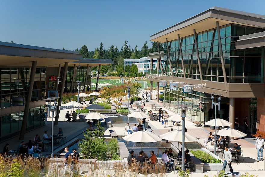 Microsoft West Campus, Redmond, WA; July 21, 2010
